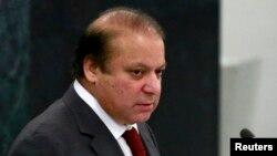 Пәкістан премьер-министрі Наваз Шариф.