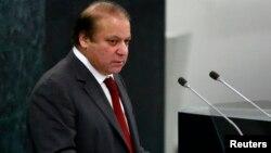 Пакистанскиот премиер Мухамед Наваз Шариф