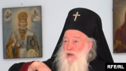 Архиепископ Уральский и Гурьевский Антоний. Актобе, 11 мая 2009 года.