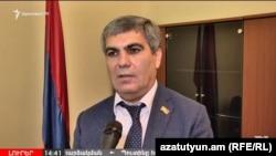 Арам Саргсян (архив)