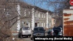Отделение полиции №2 в городе Владивосток