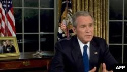Джордж Буш подводит итоги войны в Ираке