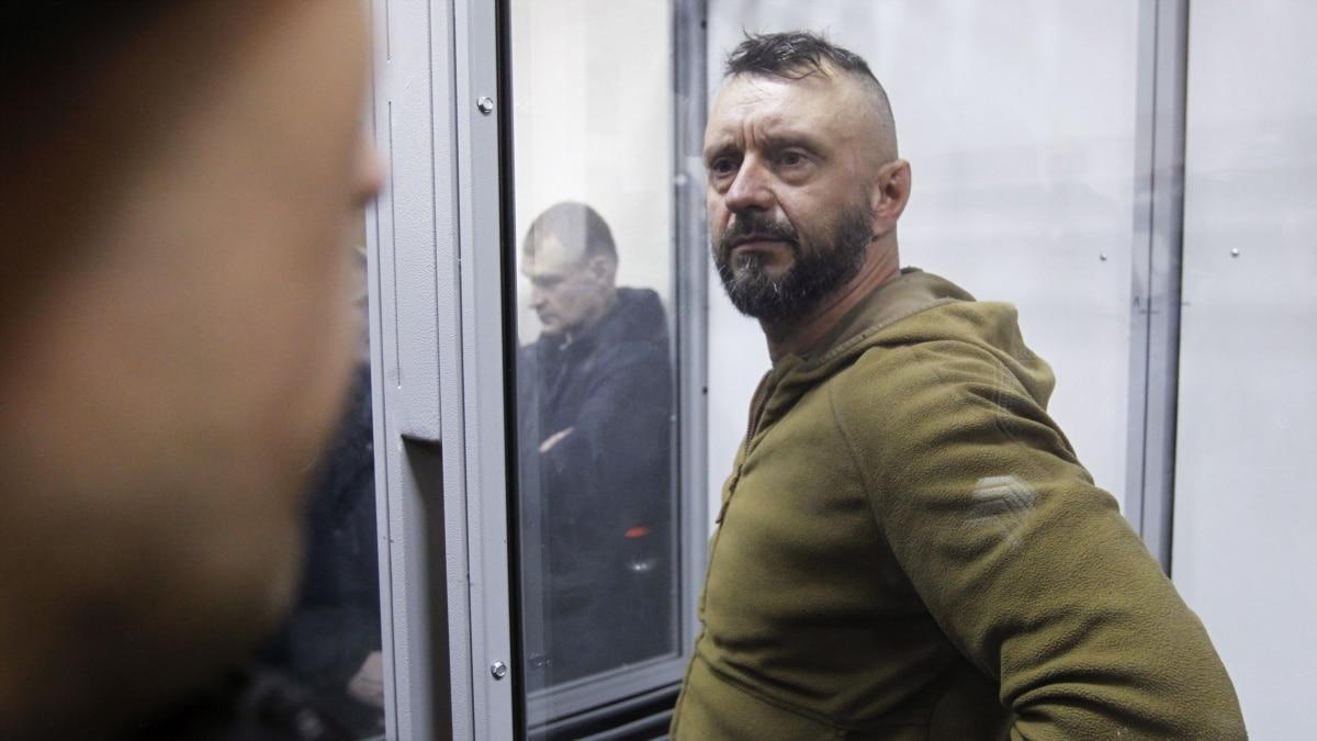 Суд снова перенес рассмотрение апелляции на арест Антоненко
