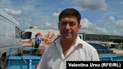 Primarul Sergiu Oprea