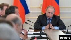 Володимир Путін, Ново-Огарьово, 30 липня 2014 року
