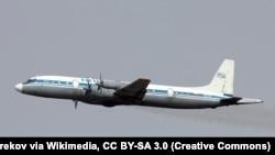 Іл-18, ілюстрацыйнае фота