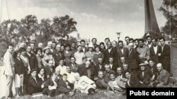 Учасники кримськотатарського національного руху