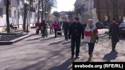 Па вуліцы Суворава