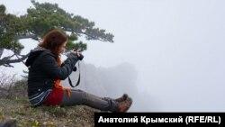 Поднимаясь в Крыму по Боткинской тропе (фотогалерея)
