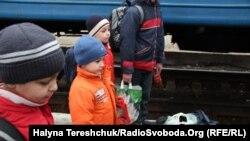 Переселенці із Криму у Львові