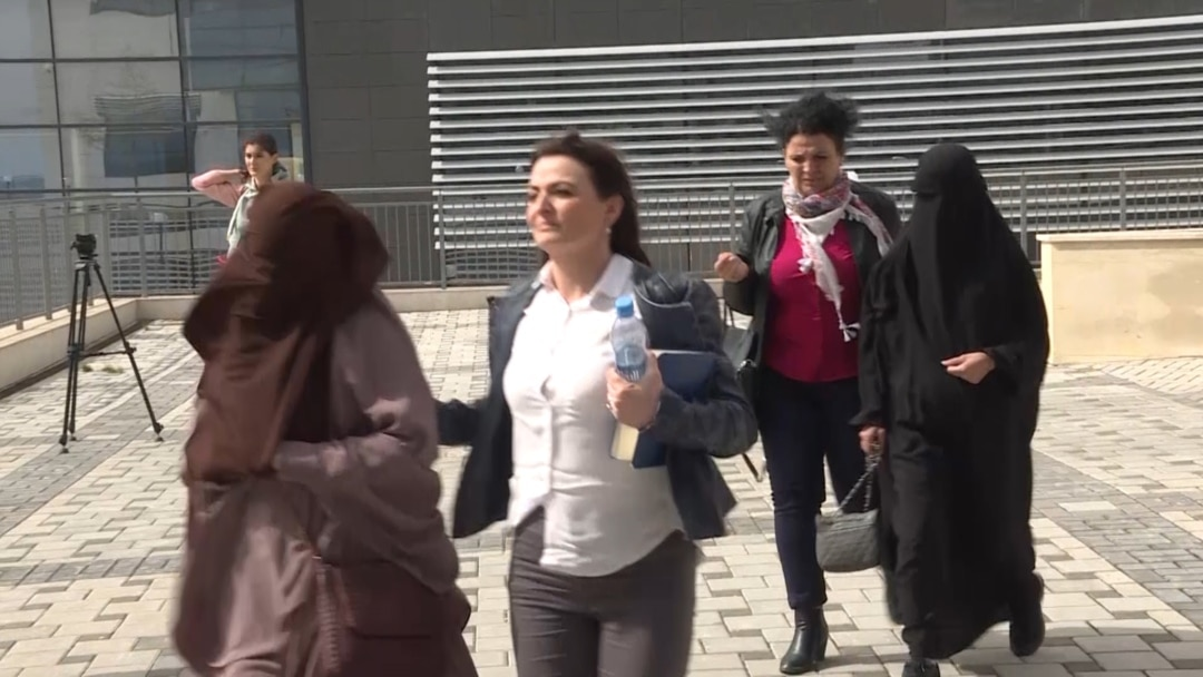 Return From Syria: Multiple Arrests As 110 Kosovars Repatriated