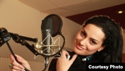 Armenia - Singer Eva Rivas, selected to represent Armenia at Eurovision - 2010 song contest, Undated