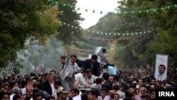 هیئت محمود احمدینژاد در همدان