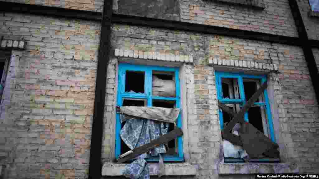 Домівки, які було залишені, – пограбовані мародерами