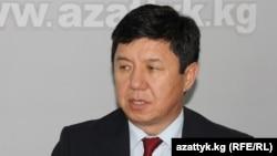 Экономика министри Темир Сариев