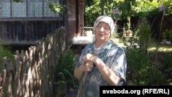 Людзьміла Ялісава зь вёскі Каменка, Крычаўскі раён