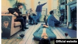 "Oasis album ""Definitely Maybe"""