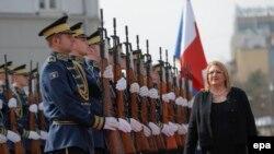 Президент Мальты Мари-Луиз Колейро Прека