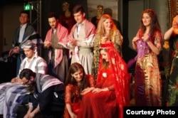 Курдская свадьба (постановка)