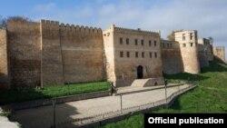 Крепост Нарын-Кала