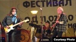 Последниот настап на Трајко Каров.