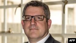 Andrew Parker, shef i MI5