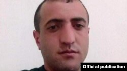 Armenia -- Narek Sardarian, an Armenian village resident detained in Azerbaijan.