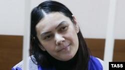 Гражданка Узбекистана Гюльчехра Бобокулова, обвиняемая в России в убийстве малолетнего ребенка.