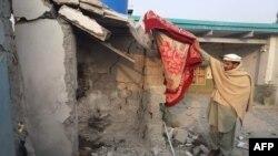 Pakistanska plemenska područja gdje operišu pripadnici mreže Hakani