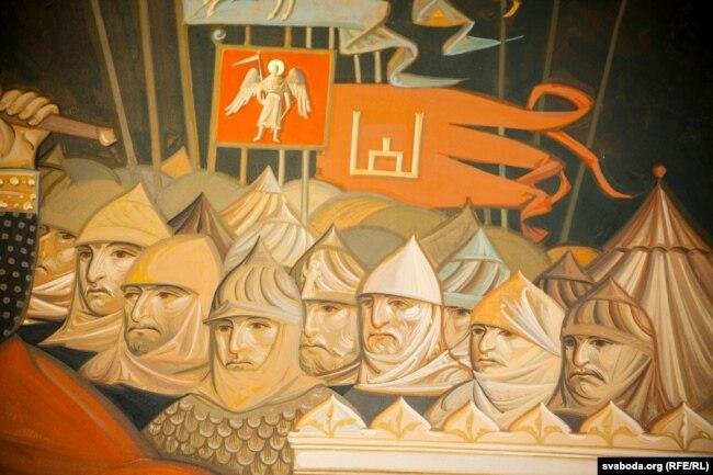 Воины Великого Княжества Литовского