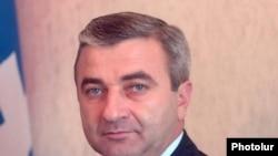 Спикер Национального Собрания Нагорного Карабаха Ашот Гулян