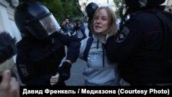 Москвада соңку бир айдан бери оппозициячыл күчтөр нааразылык акцияларын өткөрүп жатышат.