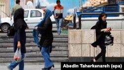 Ulice Teherana, ilustrativna fotografija