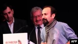 اصغر فرهادی در جشنواره بینالمللی فیلم ابوظبی