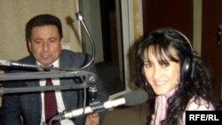 Tahir Aydınoğlu və Ülviyyə Vəliyeva