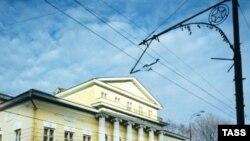 Литературный дом - музей А.С. Пушкина на Пречистенке