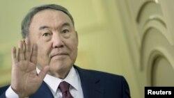 Казак президенти Нурсултан Назарбаев. 2015-жыл