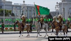 Operations to clear the streets of beggars and the homeless often take place ahead of mass celebrations and parades or when Ashgabat hosts international events or foreign dignitaries.