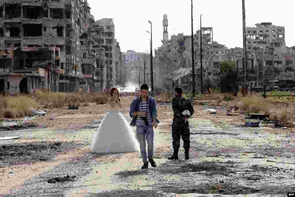 Если эвакуация пройдет успешно, то город полностью перейдет под контроль армии Асада.