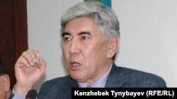 ЖСДП төрағасы Жармахан Тұяқбай.
