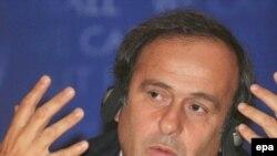 Президент УЕФА Мишель Платини в 1984 году в составе сборной Франции стал чемпионом Европы