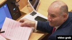 Эмзар Квициани уверен: закон, вводящий ответственность за указанные преступления, ставит целью «геноцид грузинской молодежи»