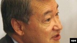 Даниал Ахметов, бывший премьер-министр Казахстана.