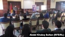 نشاط لمنظمة مدنية في دهوك