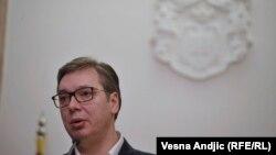 Սերբիայի նախագահ Ալեքսանդր Վուչիչ, արխիվ