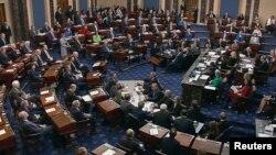 Заседание Сената CША