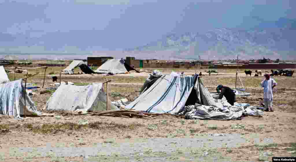 Human rights organizations say Kuchis are the poorest and most marginalized group in Afghanistan.