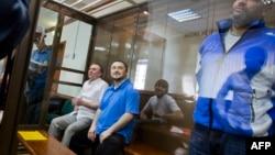 Скамья подсудимых. Мосгорсуд, 4 сентября 2013 года