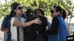 ۱۵ فرانسوی، یک بریتانیایی، یک کانادایی و ۳۹ مصری از مسافران هوایپمای ایرباس ۳۲۰ بودند که بامداد روز پنجشنبه در مدیترانه سقوط کرد