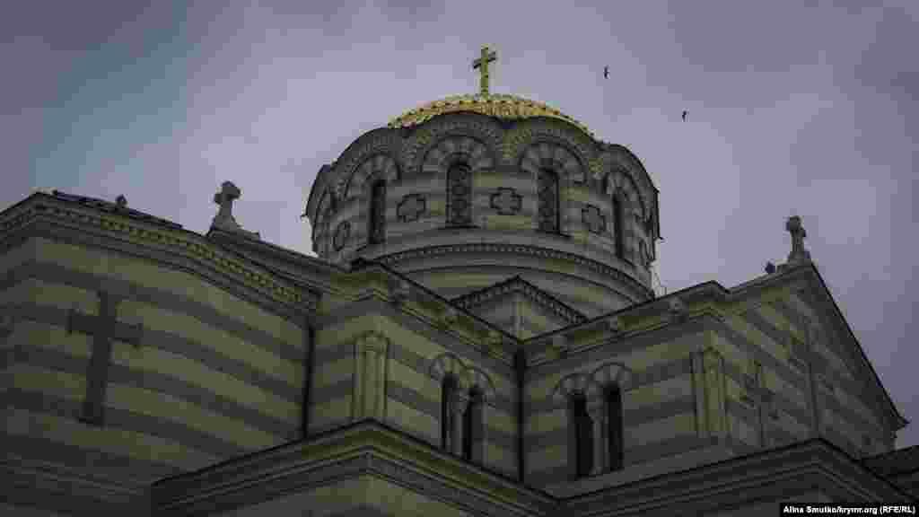 Епархия өзінің талаптарында Ресейдің 2010 жылы шыққан мемлекет немесе муниципалдық құрылым меншігіндегі шіркеу мүлкін қайтарып беру туралы № 327 федералдық заңына сүйенеді.
